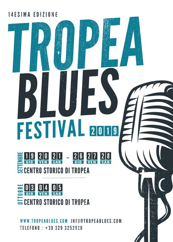 TROPEA Blues Festival 2019